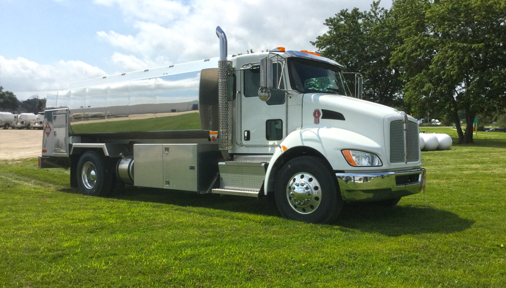 Growmark Tank and Truck