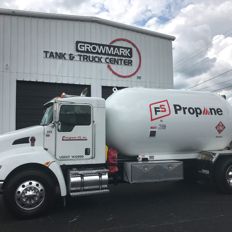 Growmark Tank and Truck : Products you need  People you trust